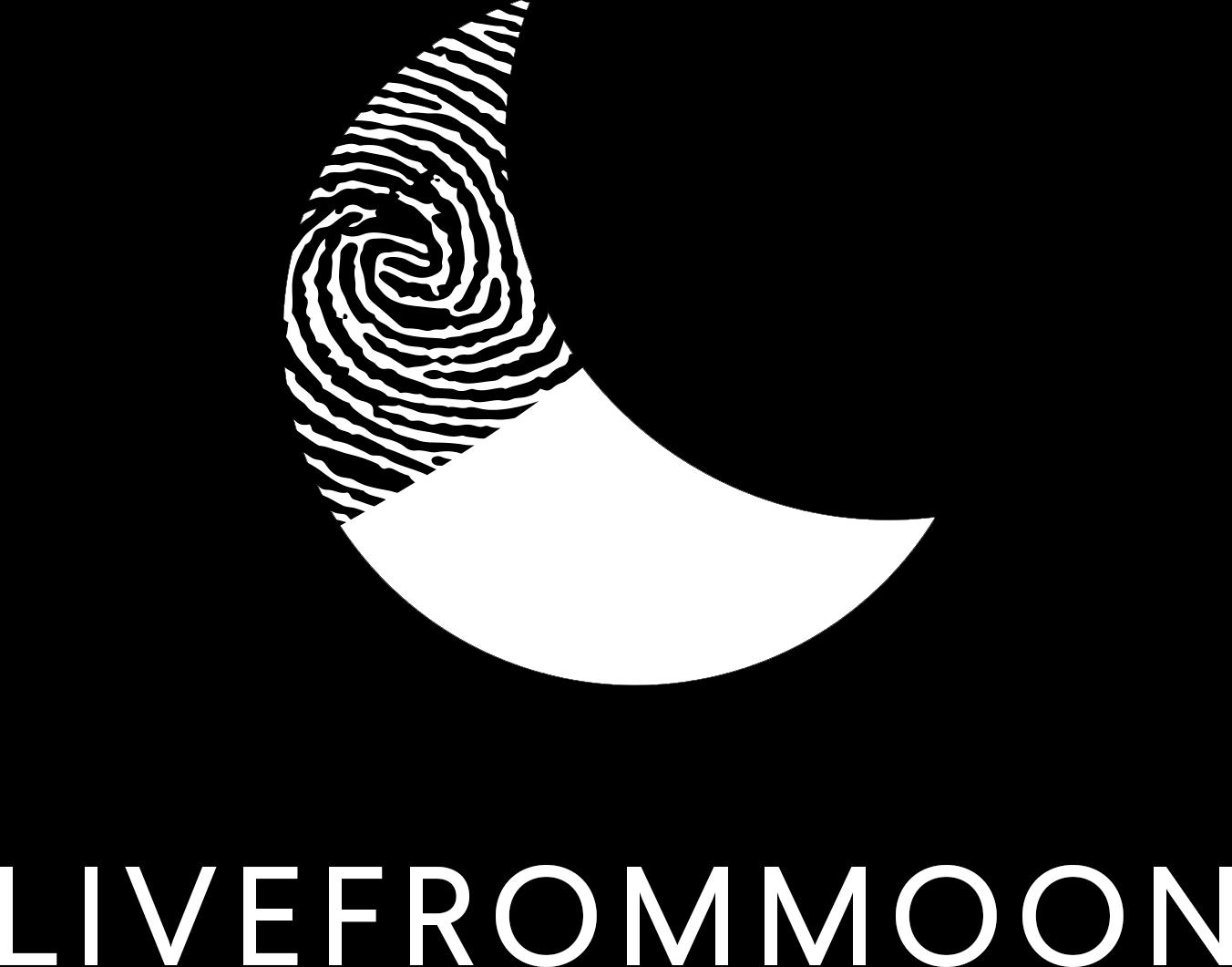 LIFE FROM MOON Logo